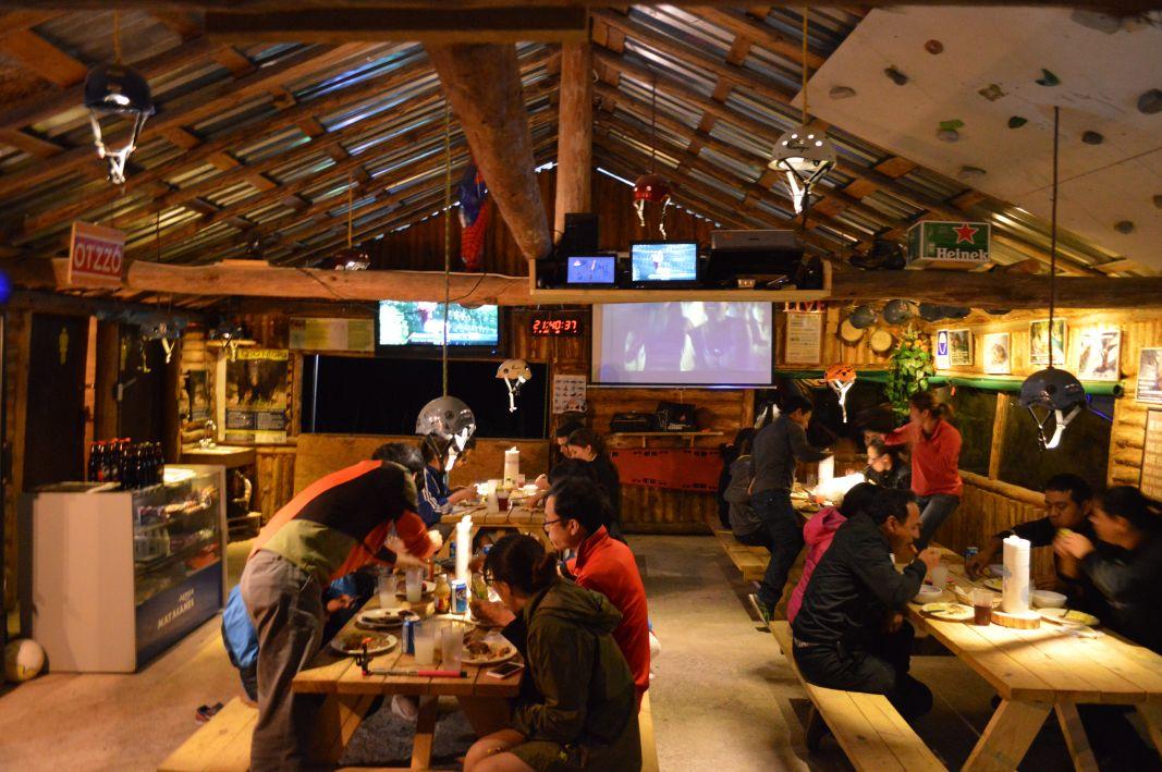 Paquete Matacanes noche anterior con Caba�a